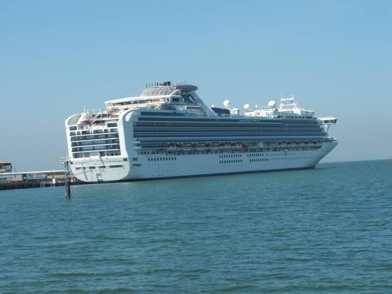 Heffelfinger Blog Diamond Princess Cruise Ship