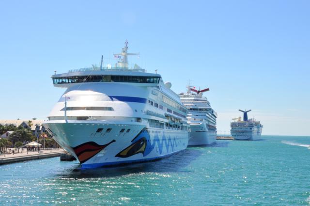 September Cruiseshipportal - Cruise ships key west